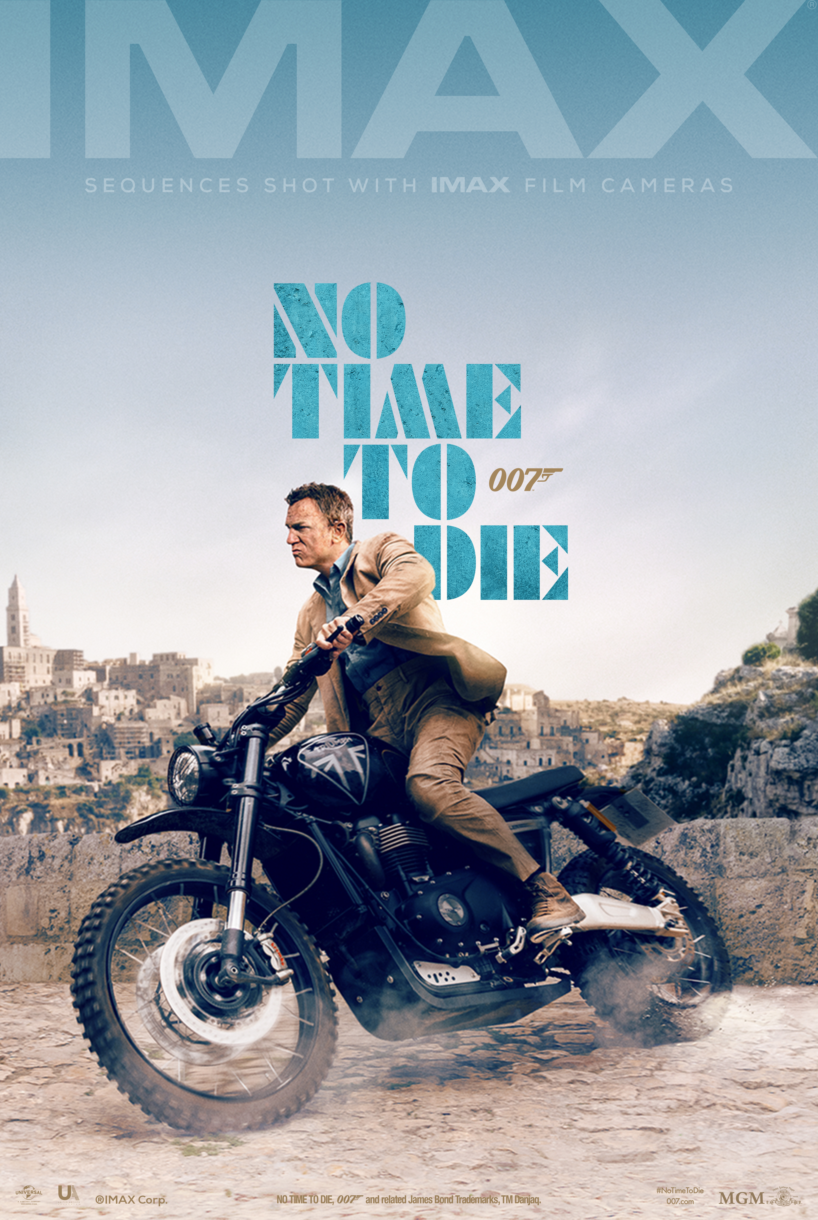 No Time to Die IMAX Exclusive Art