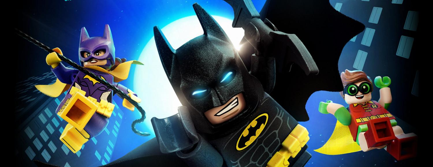 Lego Batman Giveaways