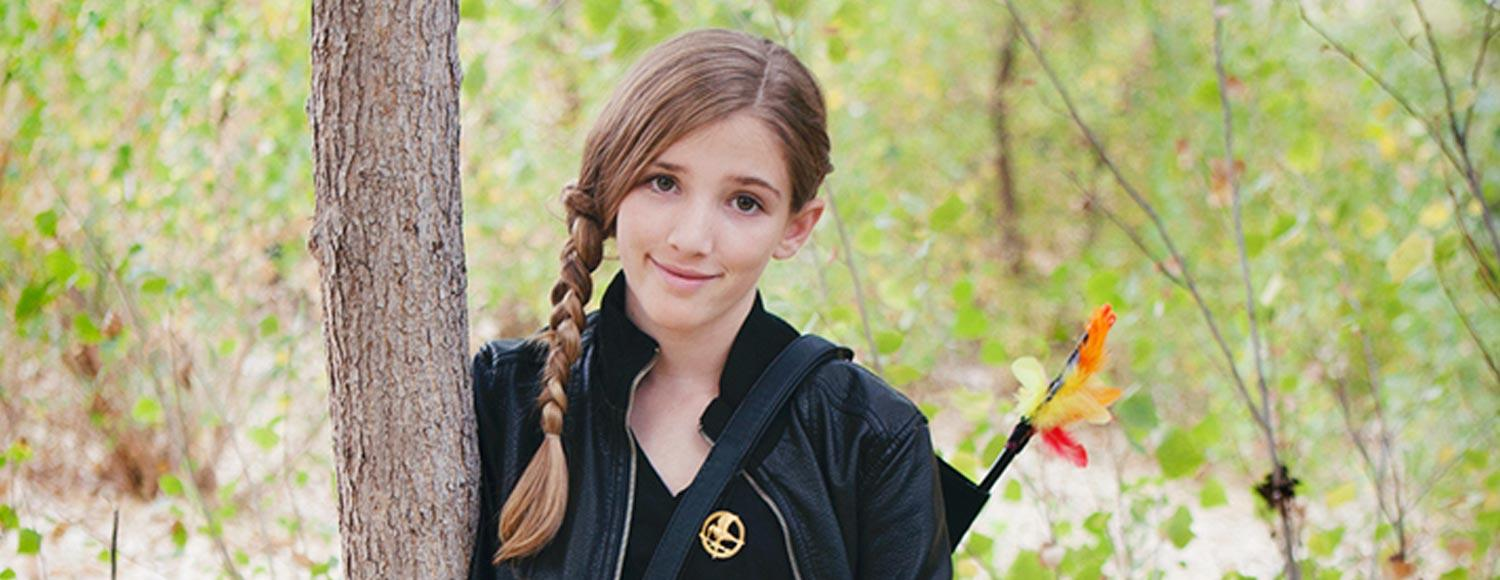 Katniss Halloween Costume ( From The Hunger Games: Mockingjay - Part 2)