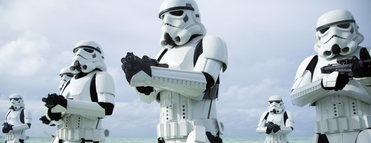 Rogue One Stormtroopers