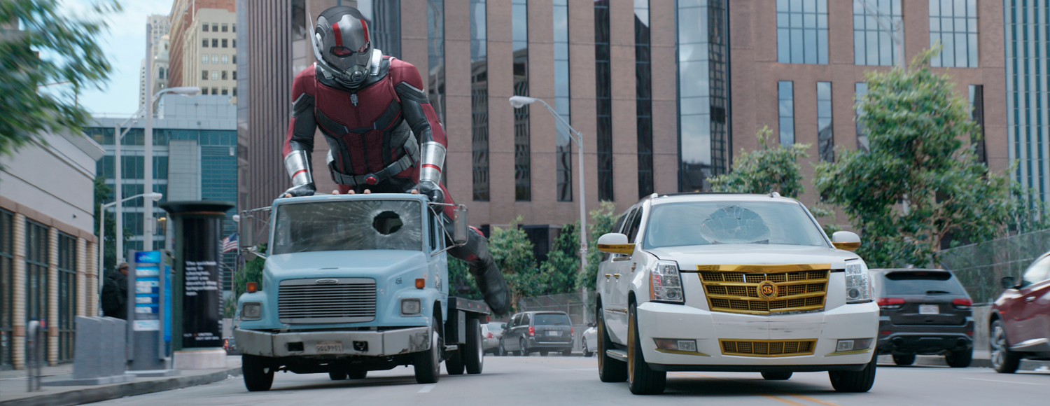 Ant-Man and The Wasp - IMAX Giveaways