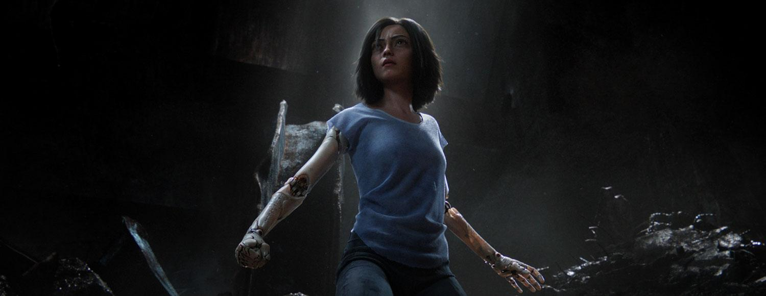 Experience Alita: Battle Angel to the Fullest in IMAX
