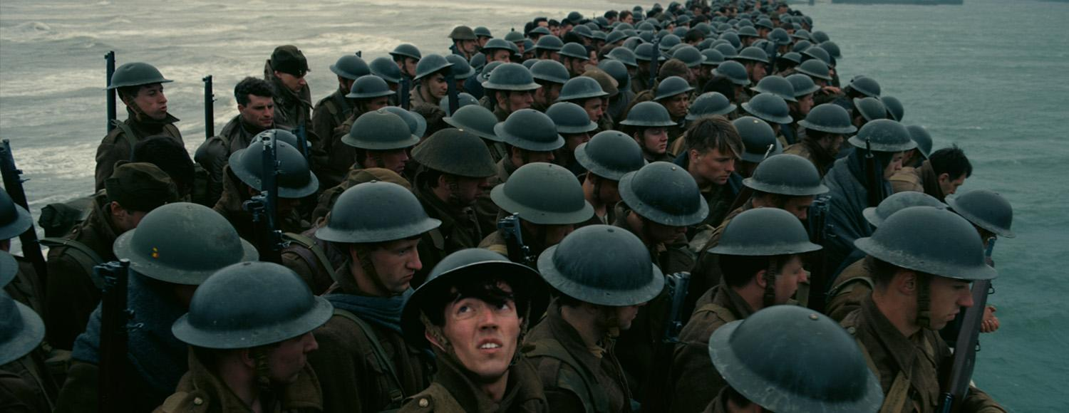 Dunkirk Marches Back into Select IMAX® Theatres December 1st
