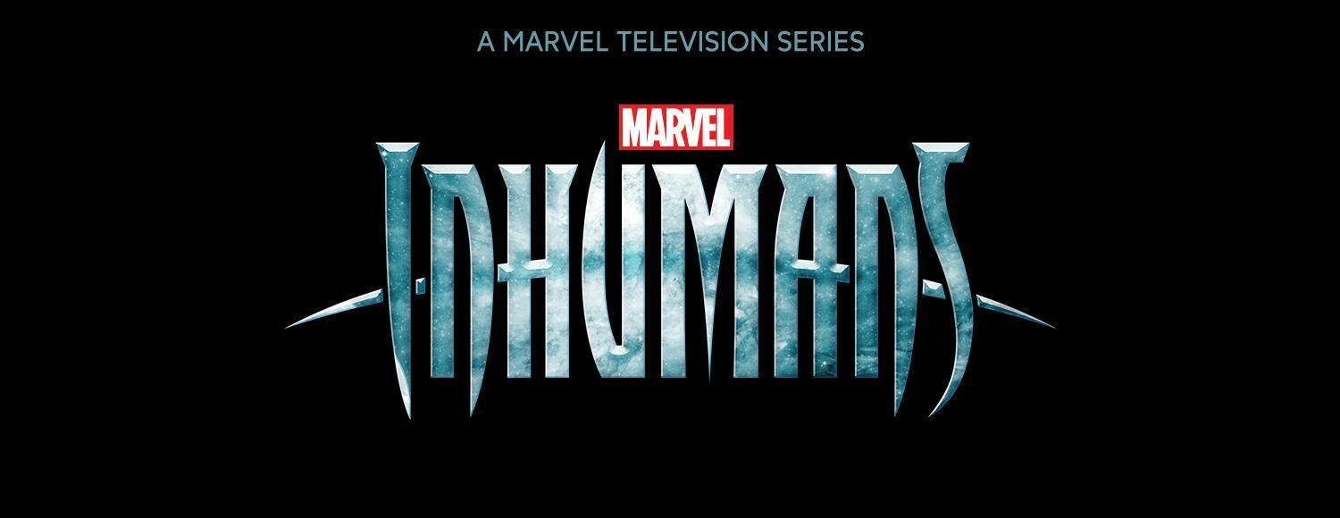 Marvels Inhumans Title Treatment