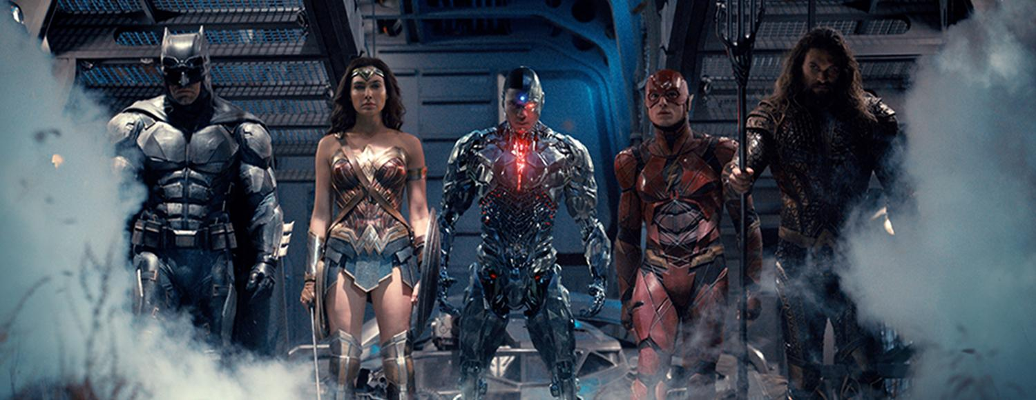 Justice League IMAX Giveaways