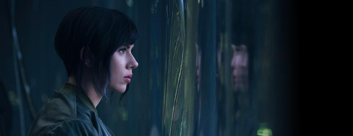 Ghost in The Shell Advance Tickets at Select Theatres