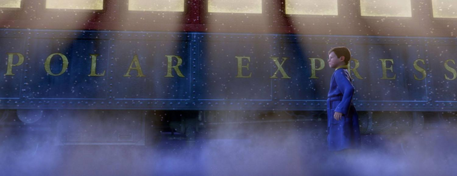 now boarding the polar express in d reg imax news
