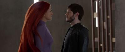 Marvel's Inhumans Maximus Confronts Medusa