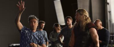 IMAX Lightning Rounds With Thor Ragnarok Director Taika Waititi