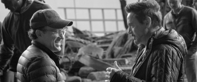 Anthony Russo & Robert Downey Jr. | Avengers: Infinity War