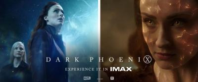 Dark Phoenix IMAX Exclusive Trailer