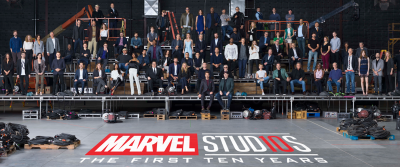 Marvel & IMAX Celebrate 10 Years Ahead of Avengers Infinity War