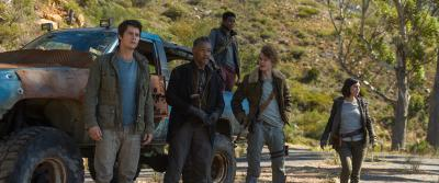Maze Runner The Death Cure will be Specially Formatted Exclusively for IMAX