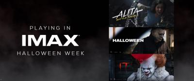 It (2017), Halloween (2018) and Alita: Battle Angel (2019)
